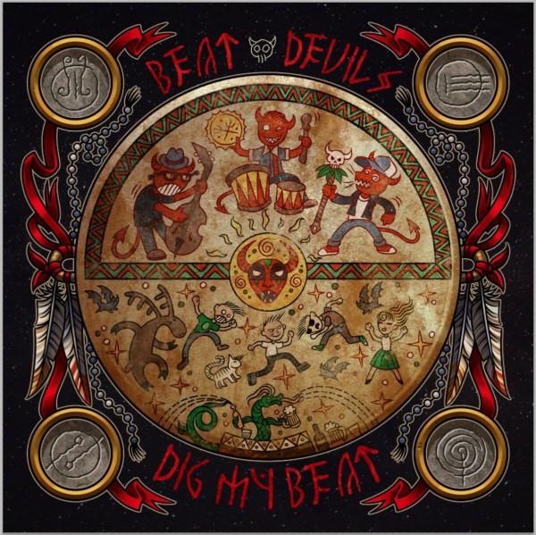 BEAT DEVILS - Dig My Beat CD