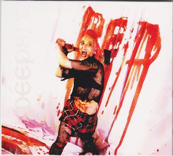 DEEPSIX - Red CD