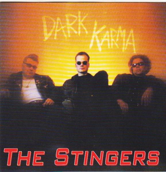 STINGERS - Dark Karma CD