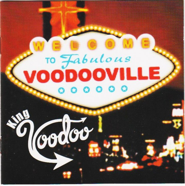 KING VOODOO-Voodooville CD