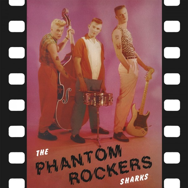 SHARKS - Phantom Rockers LP