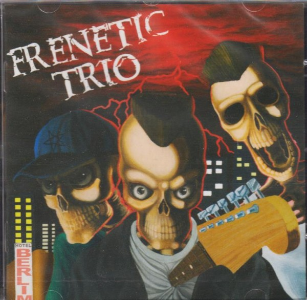 FRENETIC TRIO-Same CD