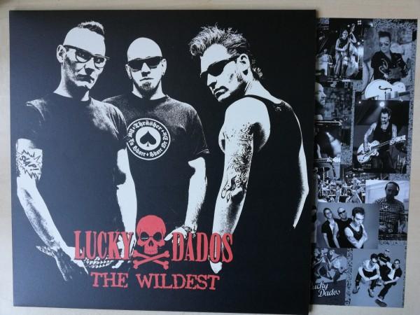 LUCKY DADOS - The Wildest LP ltd.