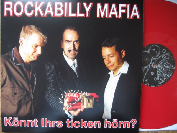 ROCKABILLY MAFIA - Könnt Ihrs ticken hörn? LP red ltd.
