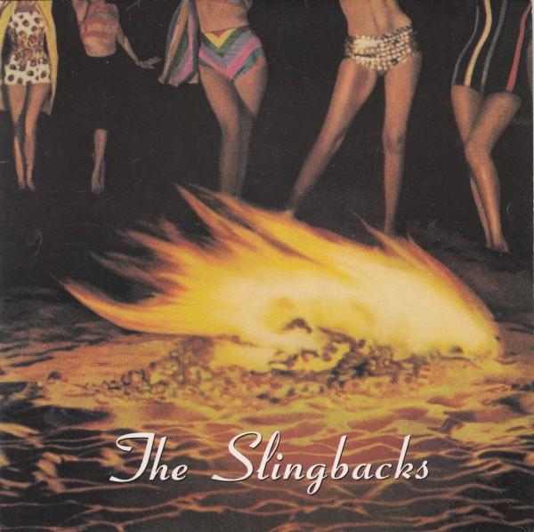 """SLINGBACKS - Hot On My Heels 7"""" 2nd hand"""